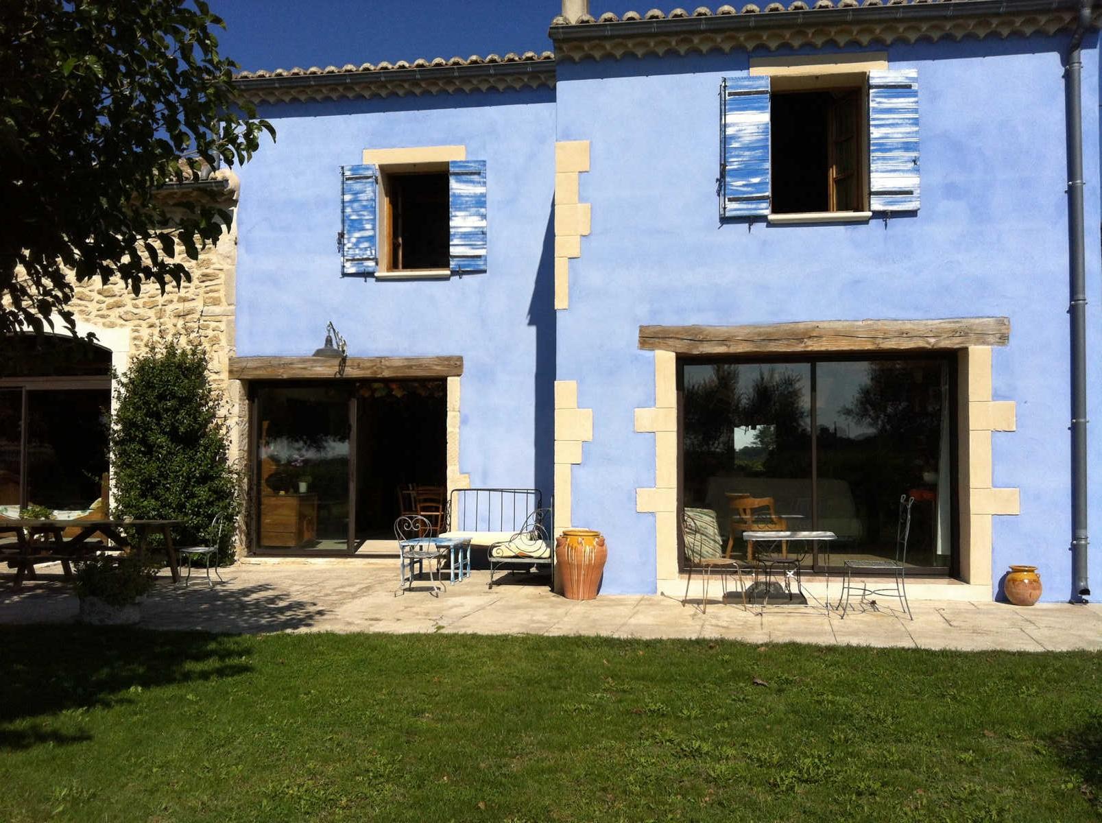 chambre hotes richerenches cote bleu locations proximit de grignan richerenches. Black Bedroom Furniture Sets. Home Design Ideas